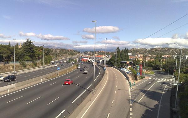 Autopista-A6-Torrelodones