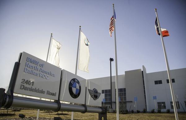 BMW sede