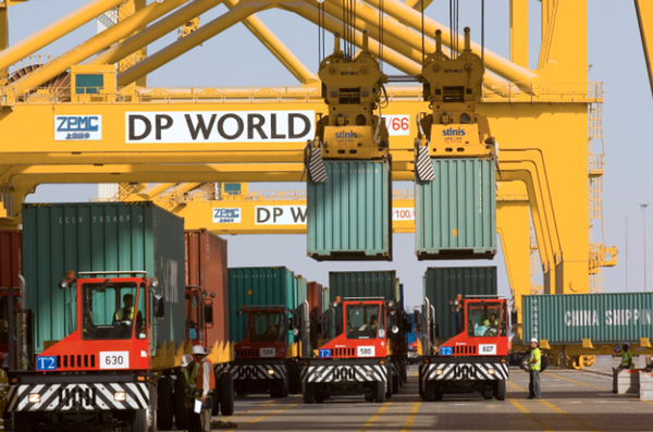 DP World compra la terminal de contenedores de Fairview