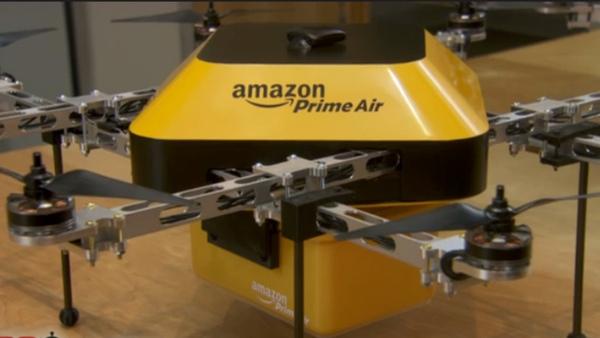 FAA aprueba el programa de pruebas de Amazon
