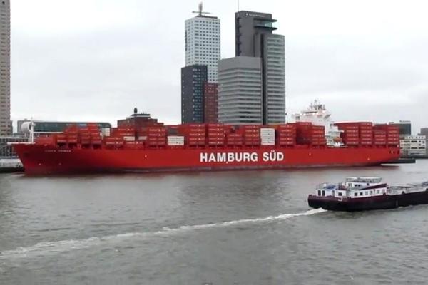 Hambrug Süd adquiere definitivamente CCNI
