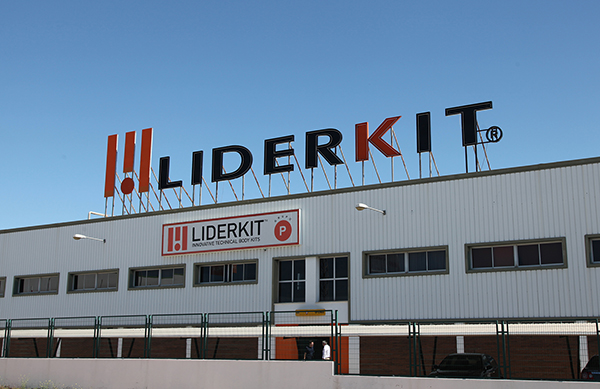 Liderkit Group instalaciones