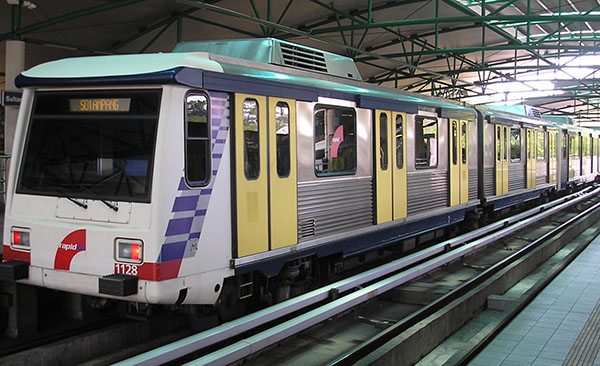 Malasia-transporte