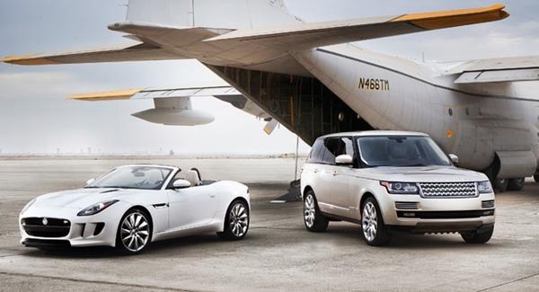 SEKO Logistics firma contrato con Jaguar Land Rover