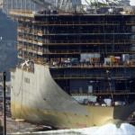 STX France comienza el corte de acero del primer buque MSC Vista
