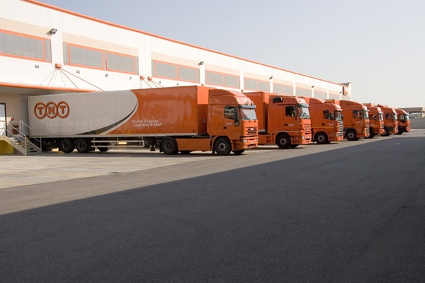 TNT tiene nuevo centro de operaciones en Sídney