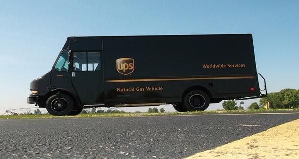 UPS construirá 15 estaciones de gas natural comprimido