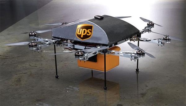 UPS participa en estudio sobre uso de drones en ayuda humanitaria