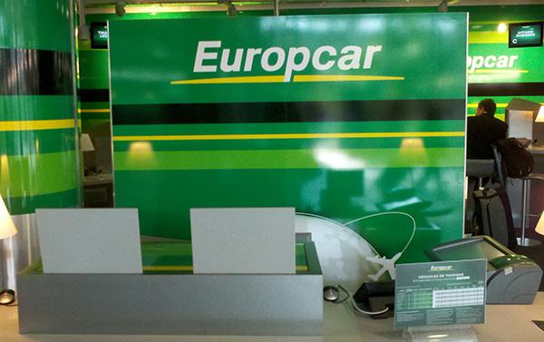 Oficinas europcar