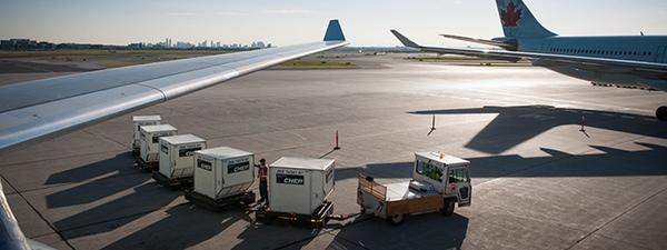 CHEP y ACL Airshop colaborarán para desarrollar soluciones ULD
