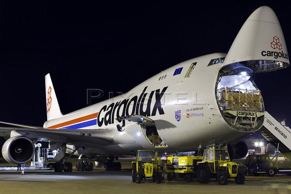 Cargolux lanza nuevo servicio transpacífico