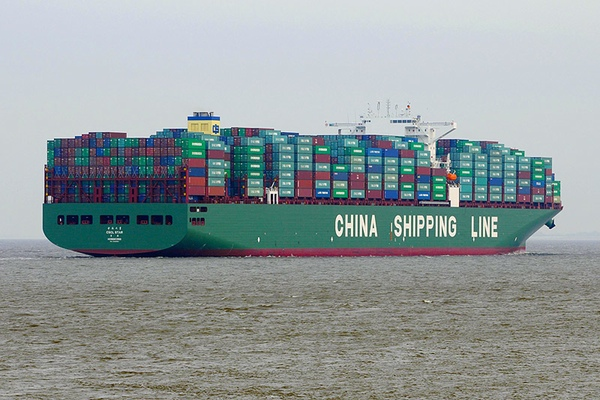 China Shipping quiere aumentar su presencia en México