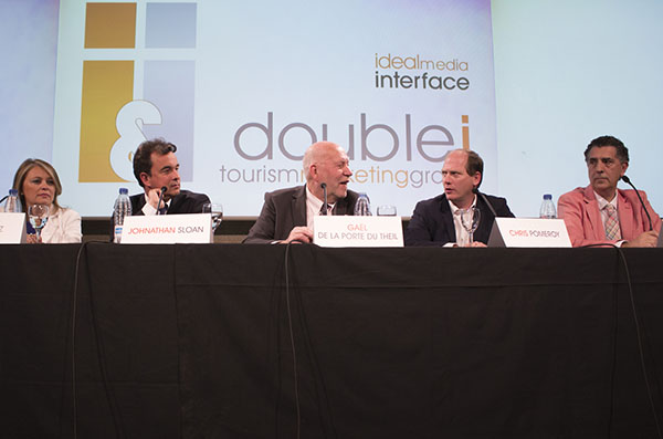 Double i -Mesa Presidencial- Interface Tourism Spain