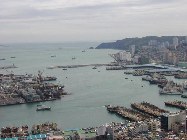 Gobierno de Corea del Sur ampliará puerto de Busan