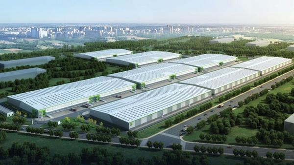 Goodman construye nuevas instalaciones para SF Express