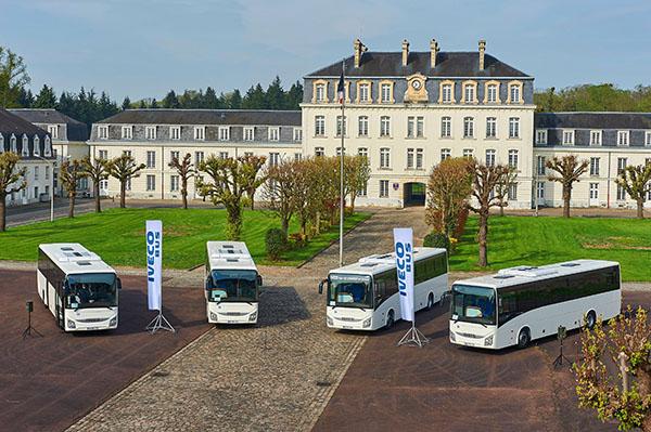 Iveco-autobus-ministerio-defensa-Francia