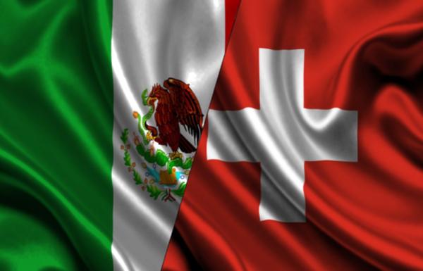 México refuerza su acuerdo comercial con Suiza