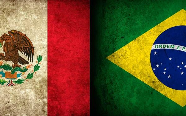 México y Brasil quieren ampliar su acuerdo comercial