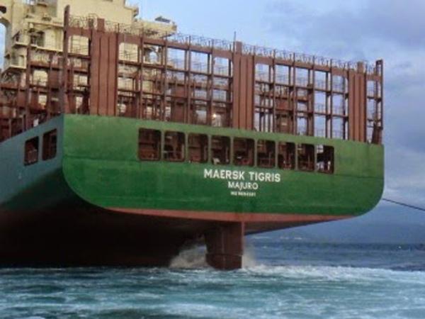 Maersk Tigris sigue incautado