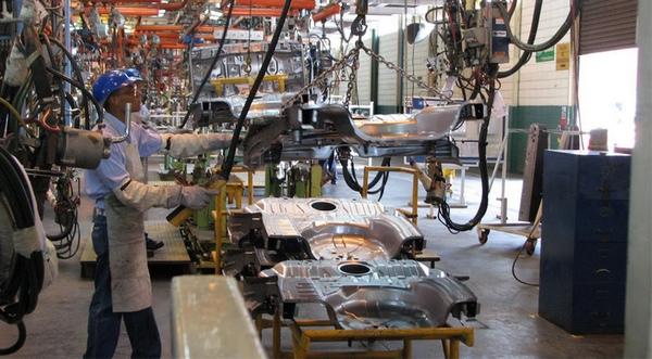 Manufacturas siguen creciendo en México
