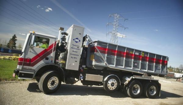 McNeilus presenta su programa de revisión de vehículos de GNC