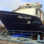 Mein Schiff 4 se incorpora a la flota de TUI Cruises