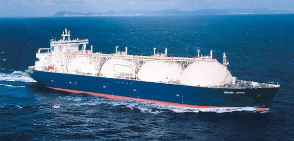 Mitsui tomará parte en el transporte de GNL