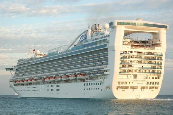 Nuevo buque de Princess Cruises tendrá puerto base en Shanghái