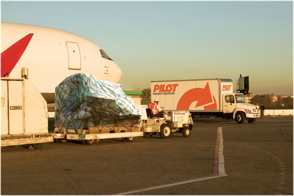 Pilot Freight Services abre instalaciones en México