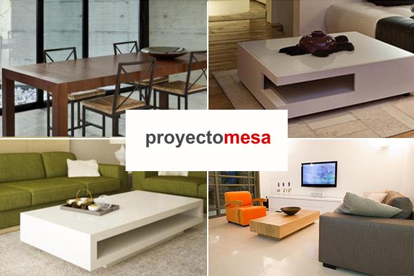 Proyectomesa mesas de diseño a medida