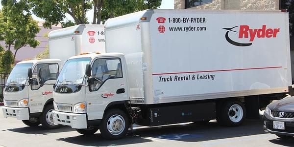Ryder System abre instalaciones en Canadá