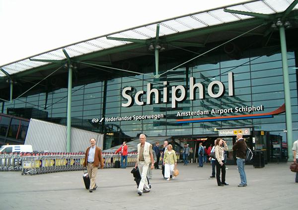 Schiphol-aeropuerto-UPS