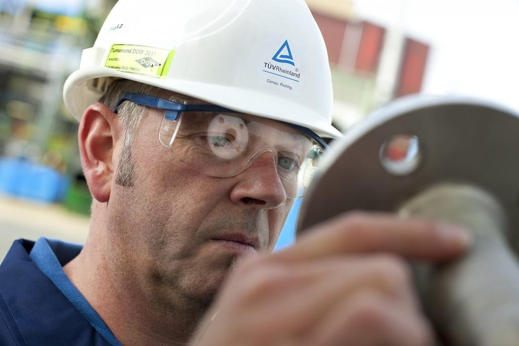 TUV-Rheinland-inspeccion