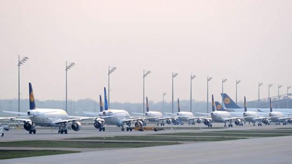 Tráfico aéreo sigue creciendo en México