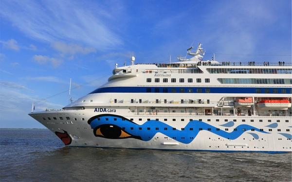 "AIDA Cruises lanza los cruceros ""Green Cruising"""