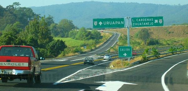 Amotac pide más seguridad en carreteras mexicanas
