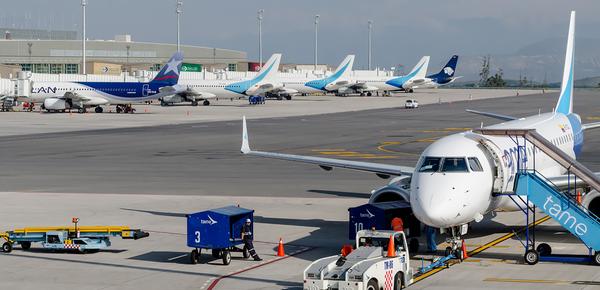 Colombia mejora los aeropuertos de Tame y Arauca