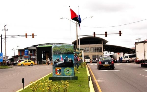 Costa Rica mejorará sus pasos fronterizos