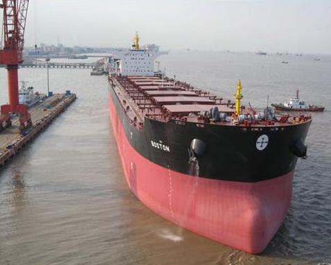 Diana Shipping asegura trabajo para el MV Boston