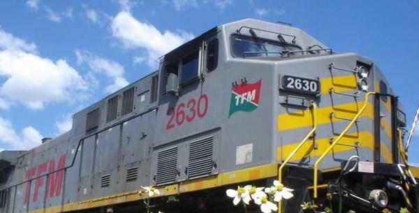 Ferrocarril es esencial en el desarrollo logístico de México