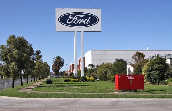 Ford celebra su 90º aniversario en México