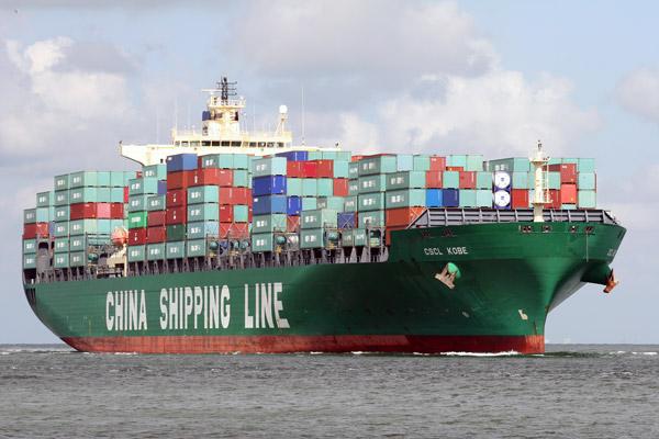 Informe destaca potencial de China en el sector naviero