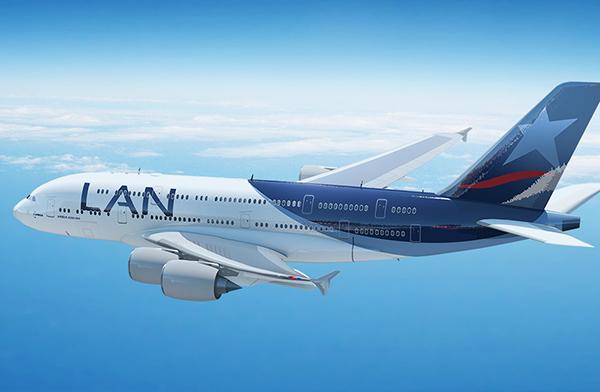 Lan-Aerolinea-avion
