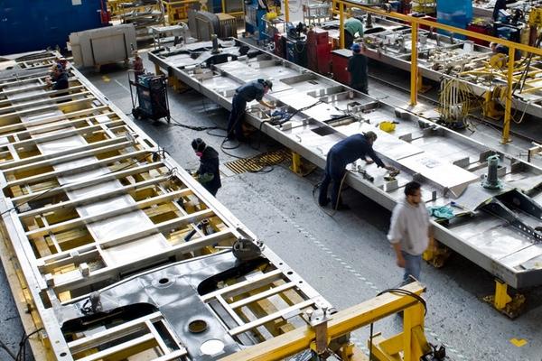 México a la cabeza en exportación de manufacturas