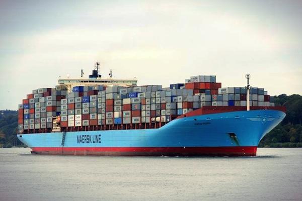 Maersk aumentará el tamaño de su flota