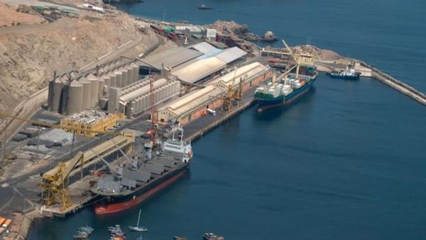Perú aumenta exportaciones por vía marítima