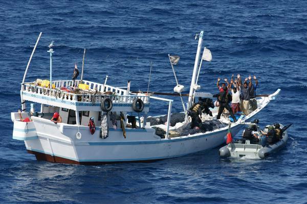 Piratería en alta mar repunta con nuevos ataques