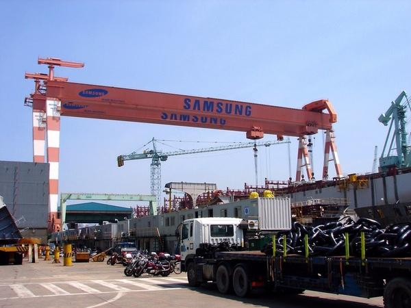 SHI incrementa su presencia en buques especializados