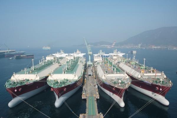 SHI se consolida como constructor de buques petroleros