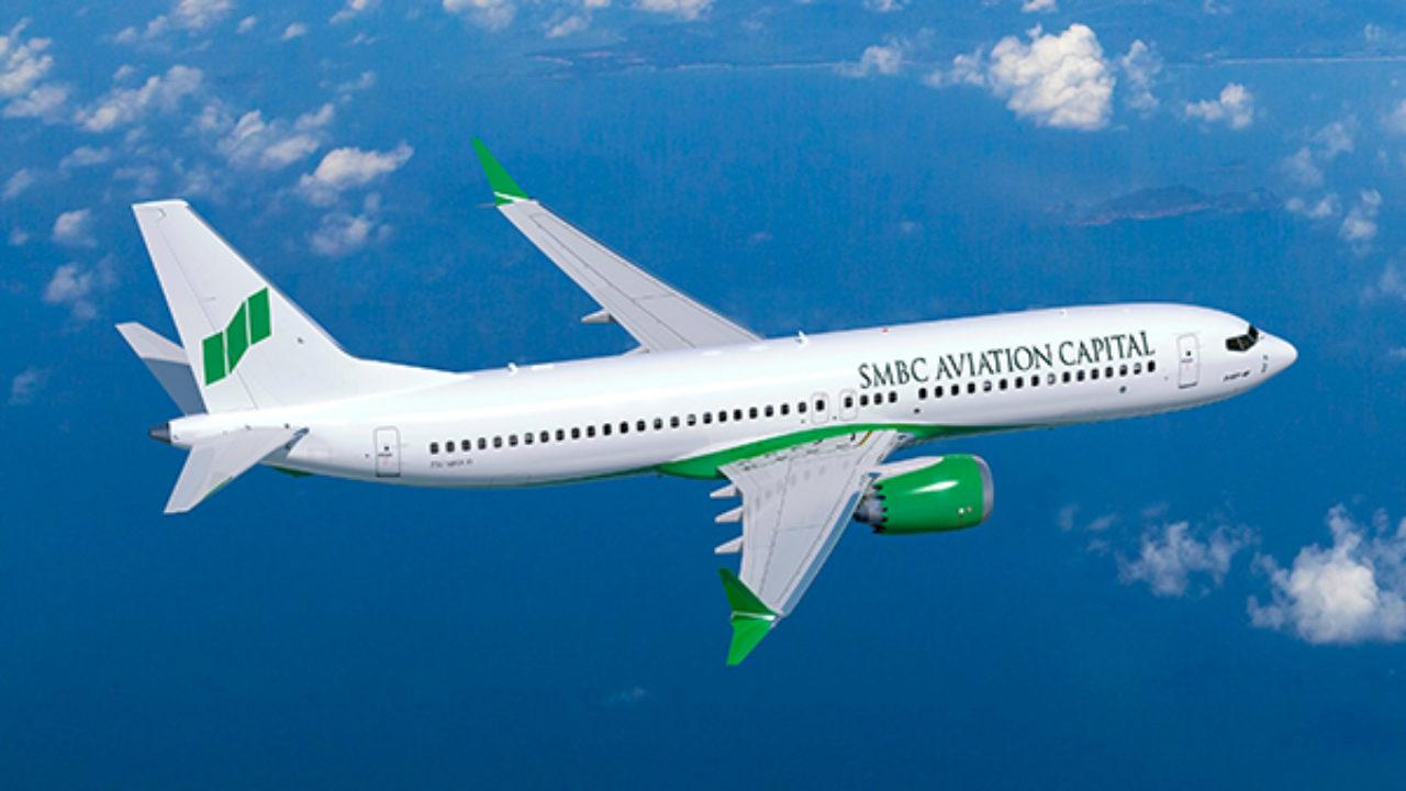 SMBC Aviation Capital encarga otros 10 Boeing 737 MAX 8s |
